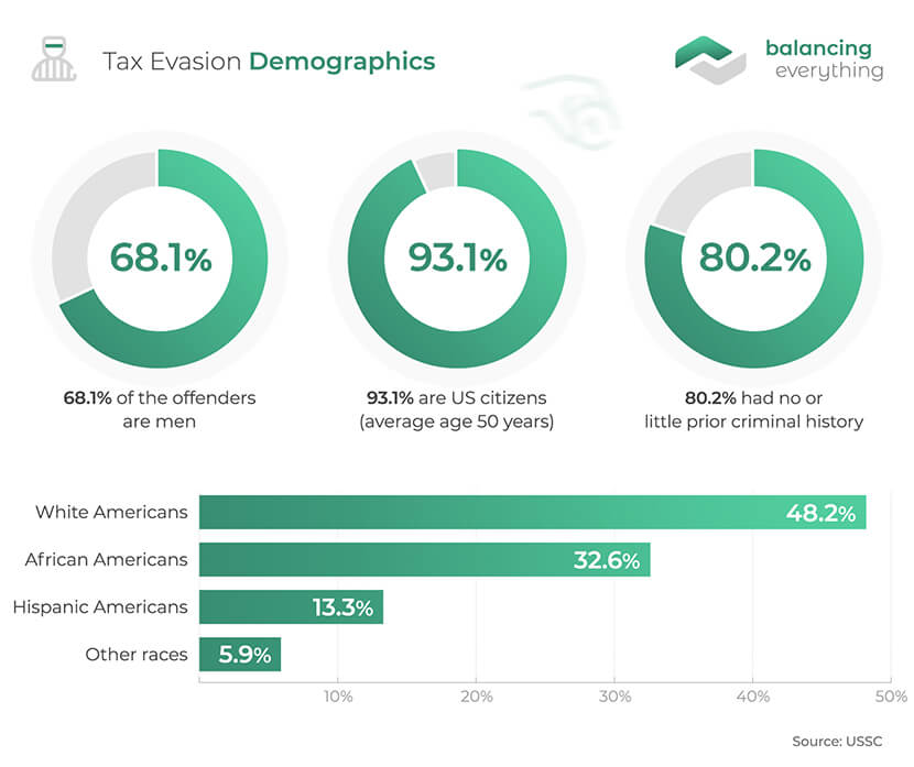 Tax Evasion Demographics